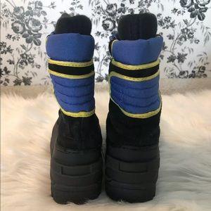 Itasca Blue/Black Winter Snowboots